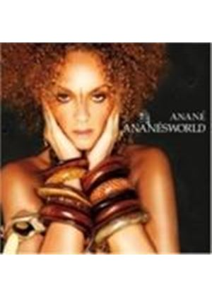 Anane - Ananesworld (Music CD)