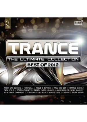 Various Artists - Trance (The Ultimate Collection Best of 2012) (Music CD)