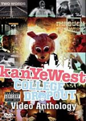 Kanye West - The College Dropout Video Anthology (DVD And CD)