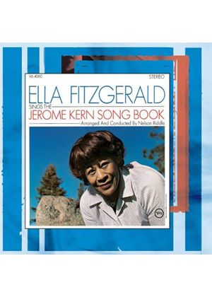 Ella Fitzgerald - The Jerome Kern Song Book (Music CD)