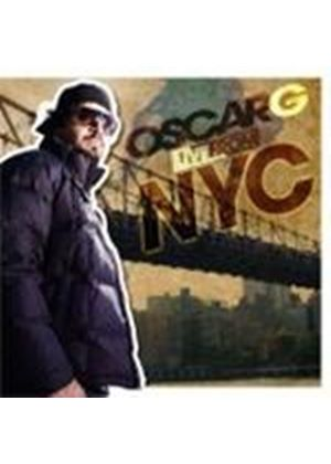 Oscar G - Live From NYC (Music CD)