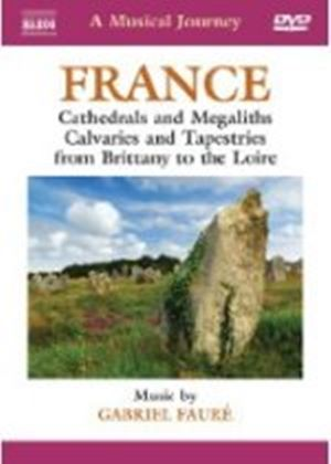 France (Calvaries And Tapestries From Brittany To The Loire) [DVD] [2009]