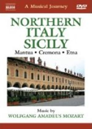 Northern Italy And Sicily (Mantua / Cremona / Etna) [DVD] [2009]