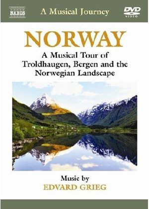 Grieg: Norway Musical Journey (Music CD)