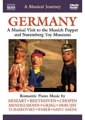 Germany: Puppet & Toy Museums (Music CD)