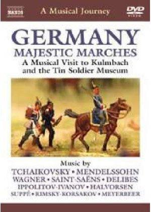 Germany: Majestic Marches (Music CD)