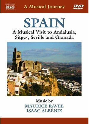 Spain: Andalusia & Seville (Music CD)