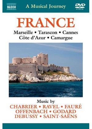 France: A Musical Journey (Music CD)