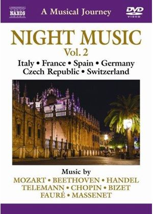 Night Music, Vol. 2 (Music CD)