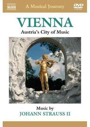 Vienna: Austrias City Music (Music CD)