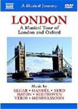 A Musical Journey London And Oxford
