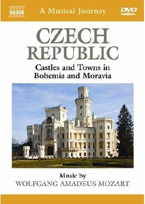 Musical Journey: The Castles of the Czech Republic (Music CD)