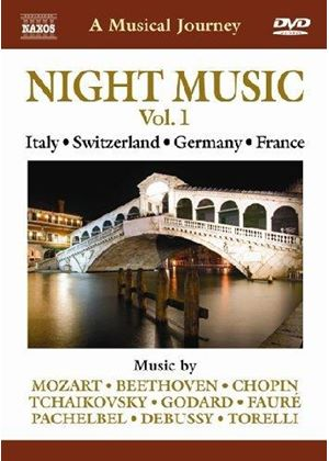Night Music, Vol. 1: A Nocturnal Musical Tour of Italy, Switzerland, Germany and France (Music CD)