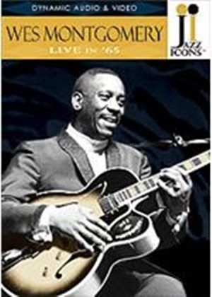 Jazz Icons - Wes Montgomery - Live In 65
