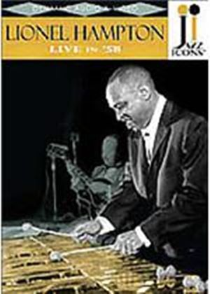 Jazz Icons - Lionel Hampton - Live In '58