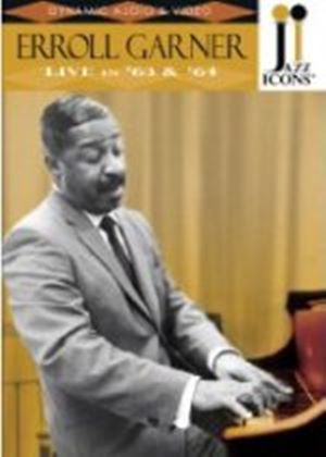 Erroll Garner (Fly Me To The Moon/ I Get A Kick Out Of You/ Errolls Theme) (DVD) (1963)