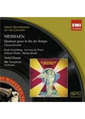 Messiaen: Quatuor pour la Fin du Temps; Chronochromie (Music CD)