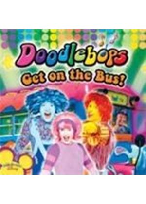 Various Artists - Doodlebops - Get On The Bus Board Game (Music CD)