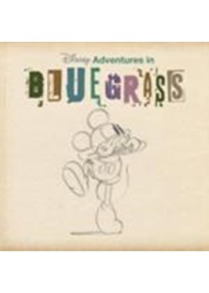 Various Artists - Disney Adventures In Bluegrass (Music CD)