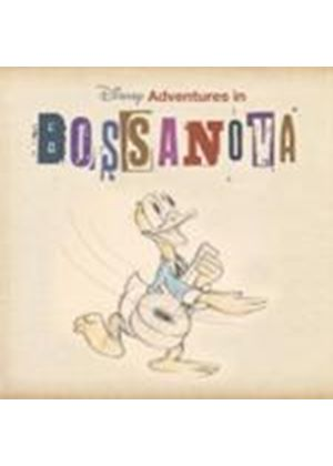 Various Artists - Disney Adventures In Bossa Nova (Music CD)