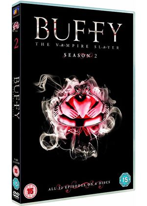Buffy the Vampire Slayer - Season 2 (New Packaging)