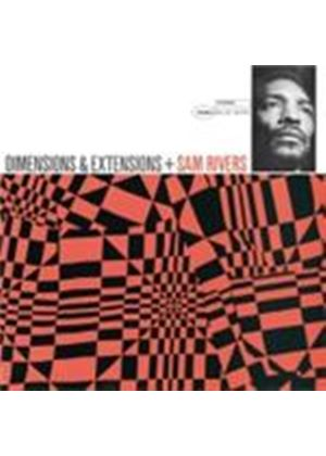 Sam Rivers - Dimensions And Extensions (Music CD)