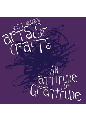 Matt Wilson - Attitude for Gratitude (Music CD)