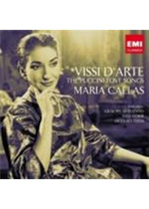 Maria Callas - Vissi d\\'Arte - (The) Puccini Love Songs (Music CD)