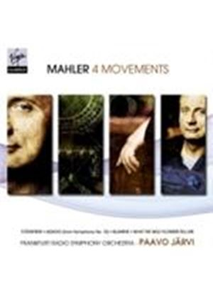 Mahler: 4 (Orchestral) Movements (Music CD)