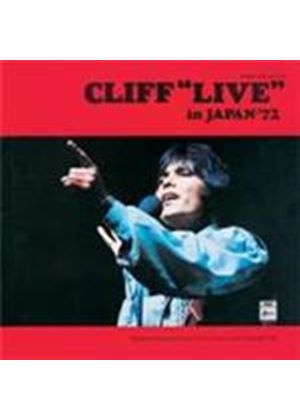 Cliff Richard - Cliff Live In Japan 1972 (Music CD)