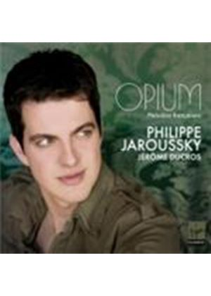 Philippe Jaroussky - Opium (Music CD)