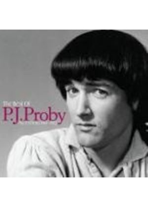 P.J. Proby - Best of the EMI Years: 1961-1972 (Music CD)