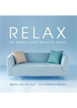 Various Artists - Relax: The World's Most Beautiful Music (Music CD)