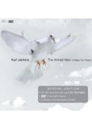 Karl Jenkins - The Armed Man (Anniversary Edition including For the Fallen) (CD+DVD)