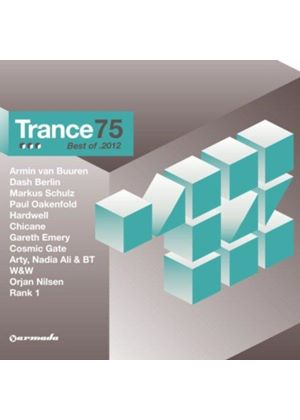 Various Artists - Trance 75 (Best of 2012) (Music CD)