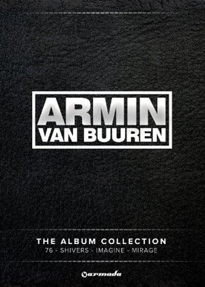 Armin van Buuren - Album Collection (Music CD)