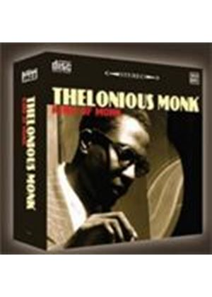 Thelonious Monk - Kind Of Monk (10 CD Box Set) (Music CD)