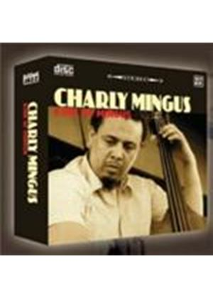 Charles Mingus - King Of Mingus (10 CD Box Set) (Music CD)