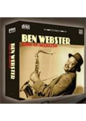Ben Webster - Kind Of Webster (10 CD Box Set) (Music CD)