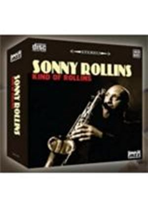 Sonny Rollins - Kind Of Rollins (10 CD Box Set) (Music CD)