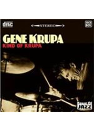 Gene Krupa - Kind Of Krupa (10 CD Box Set) (Music CD)