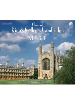 Handel: Messiah (Music CD)