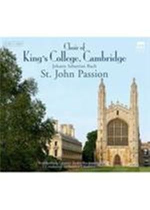 Bach: Johannes Passion (Music CD)