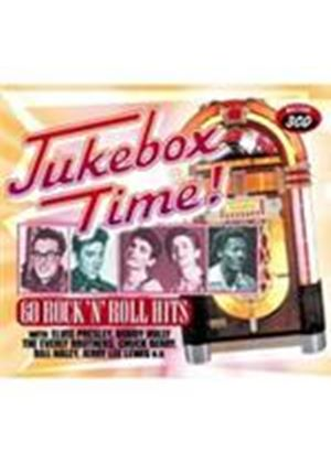 Various Artists - Jukebox Time (60 Rock 'n' Roll Hits) (Music CD)
