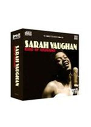 Sarah Vaughan - Kind Of Vaughan (10 CD Box Set) (Music CD)