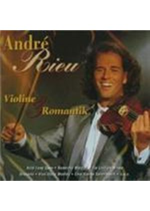 André Rieu - Romantic Violin (Music CD)