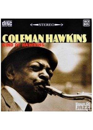 Coleman Hawkins - Kind Of Hawkins (10 CD Box Set) (Music CD)