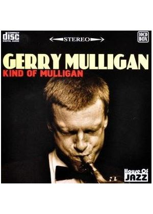 Gerry Mulligan - Kind Of Mulligan (10 CD Box Set) (Music CD)