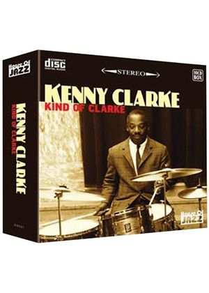 Kenny Clarke - Kind Of Clarke (Music CD)