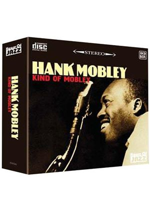 Hank Mobley - Kind Of Mobley (Music CD)